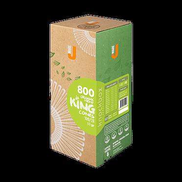JWare Kind Size pre-rolled rolling paper hemp