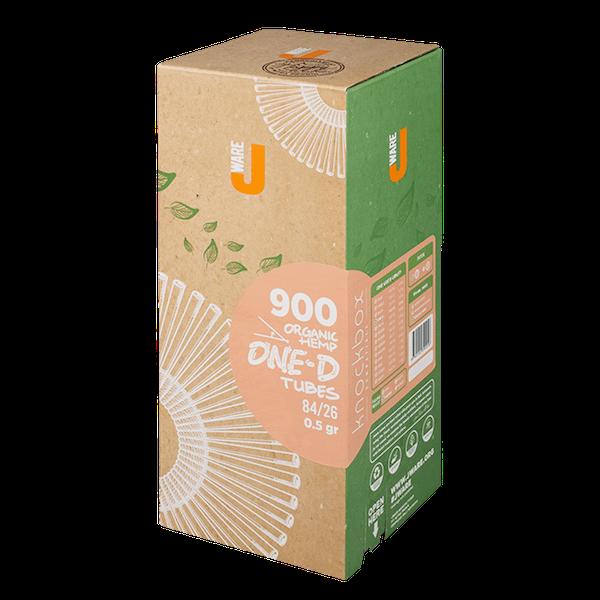 JWare One-D pre-rolled rolling paper hemp