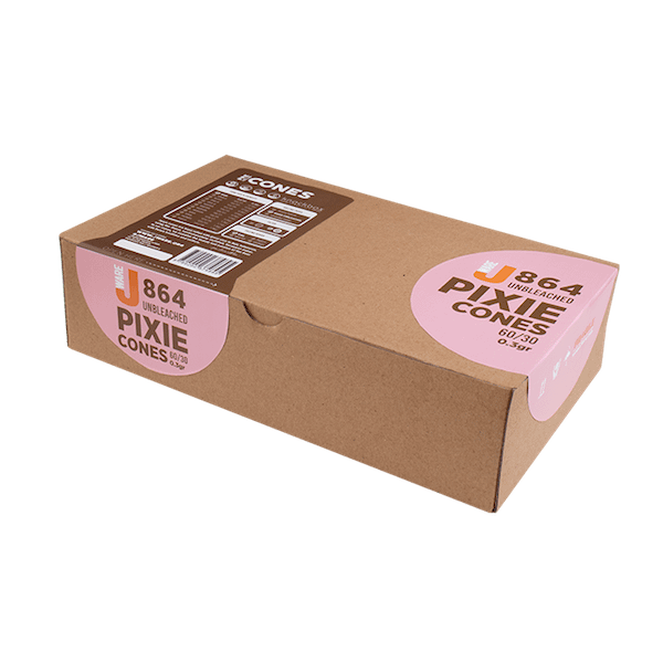 JWare Reefer unbleached pre-rolled rolling paper