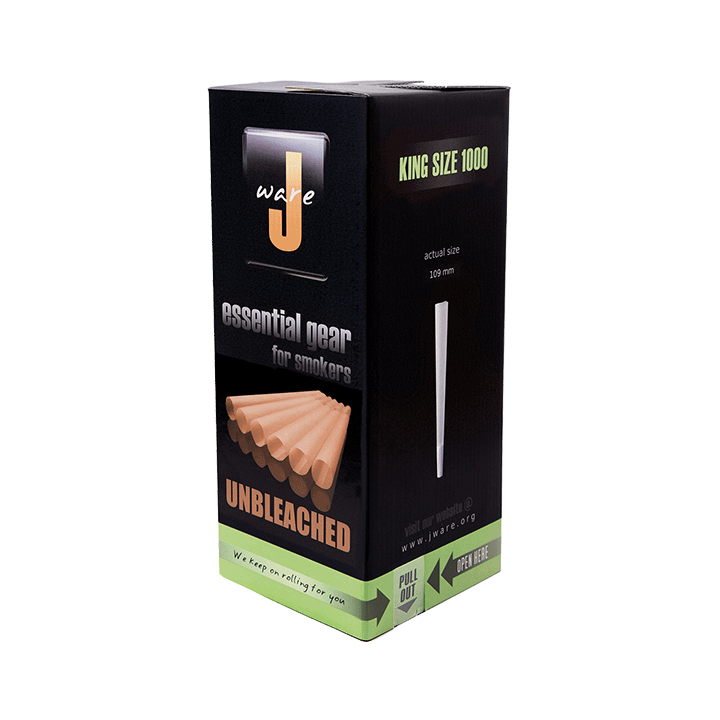 JWare King Size pre-rolled rolling paper